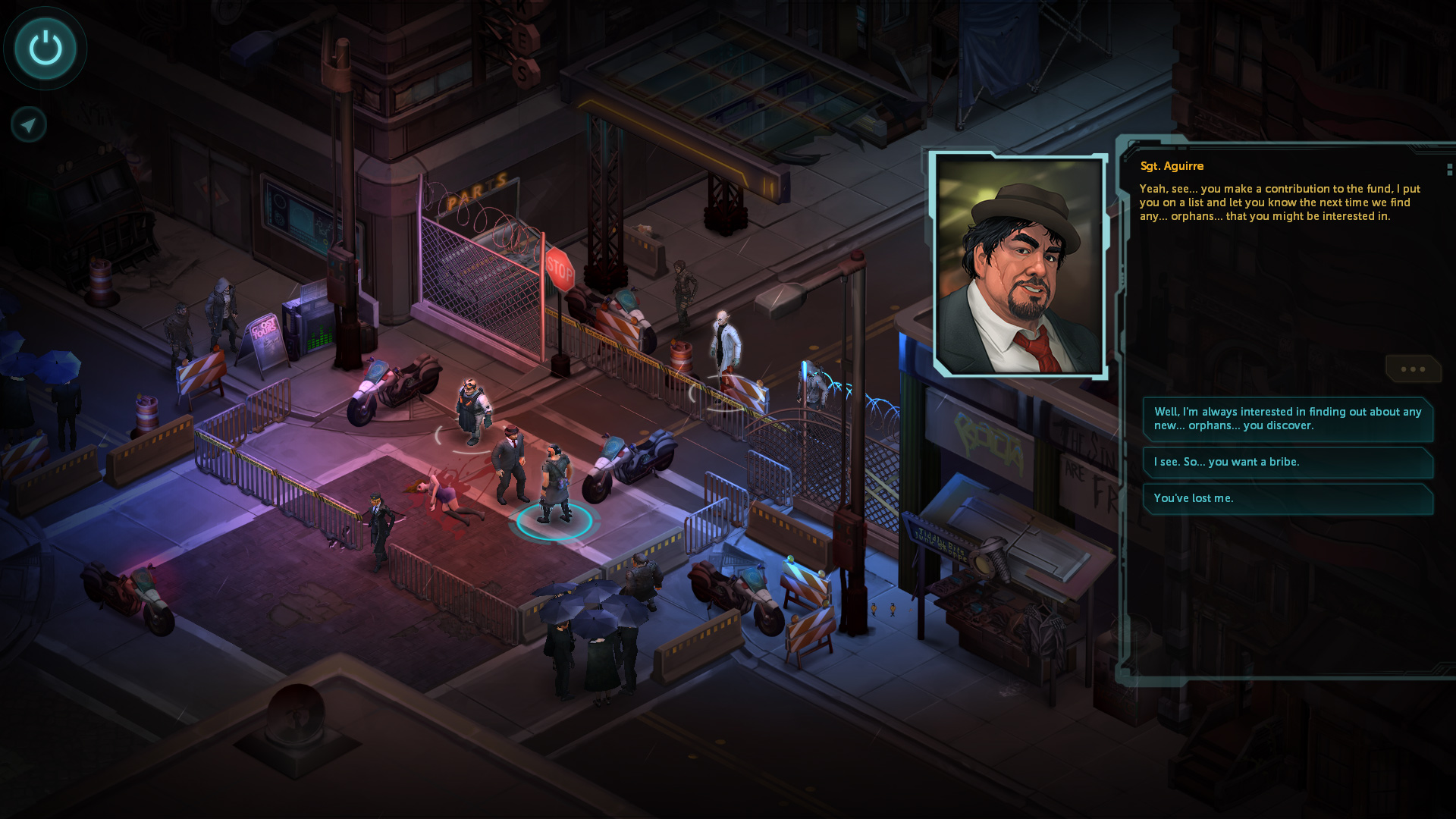 Shadowrun Returns FLT