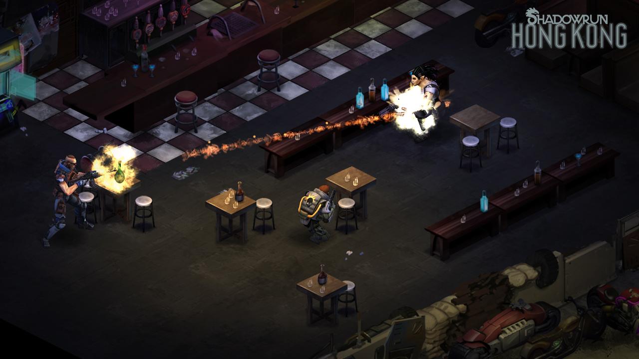 Firefight in Combat's Pang's biker bar