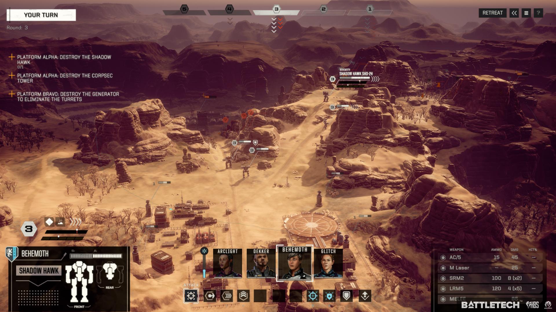 BATTLETECH Screenshots   Paradox Interactive Forums